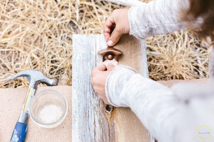 diy beer bottle opener, how to, mason jars, outdoor living, repurposing upcycling, woodworking projects