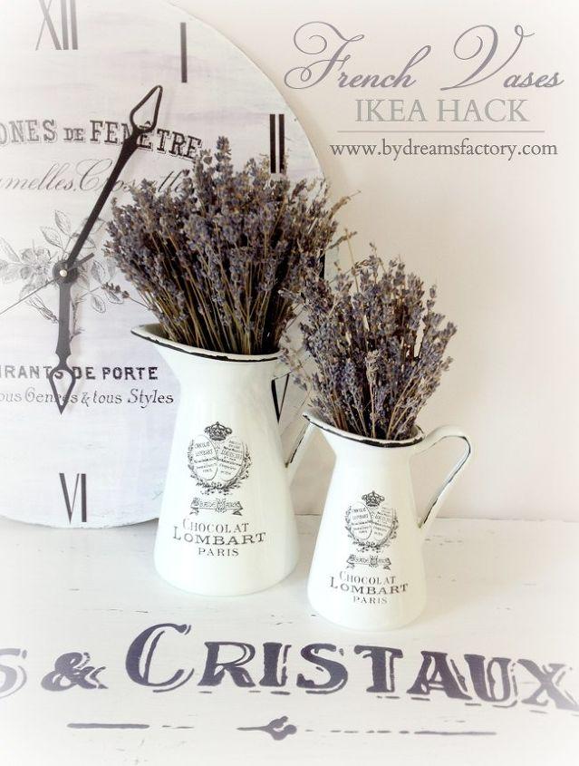 French Vases Ikea Hack Hometalk