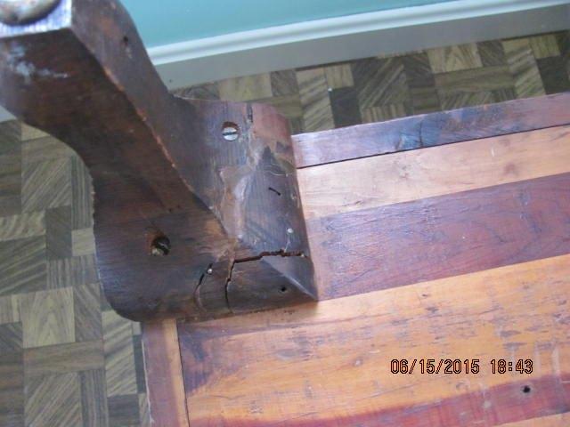 Amazing How To Fix Broken Legs On A Cedar Chest Hometalk Interior Design Ideas Clesiryabchikinfo