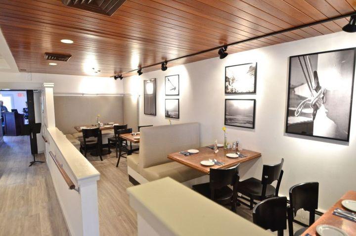Nautical Restaurant Redesign Bathroom Ideas Dining Room Home Decor Lighting