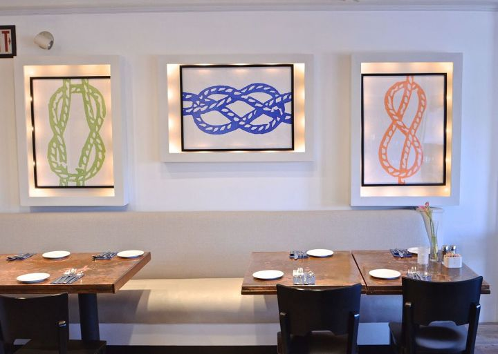 Nautical Restaurant Redesign   Hometalk on