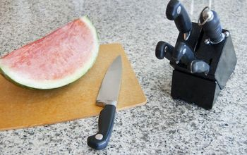 Are you getting the most out of your knives?