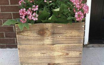 Williams-Sonoma Inspired DIY Planter