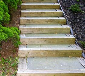 Lovely Diy Outdoor Staircase, Decks, Outdoor Living, Patio, Stairs