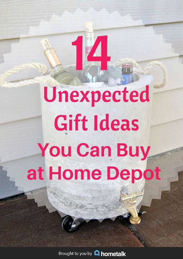 14 Expensive Looking Gifts that Started in A Home Depot Aisle | Hometalk