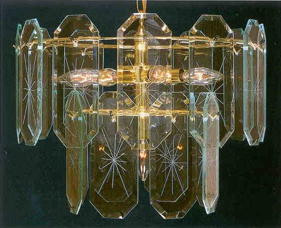 Revamped retro chandelier hometalk revamped retro chandelier lighting repurposing upcycling mozeypictures Image collections