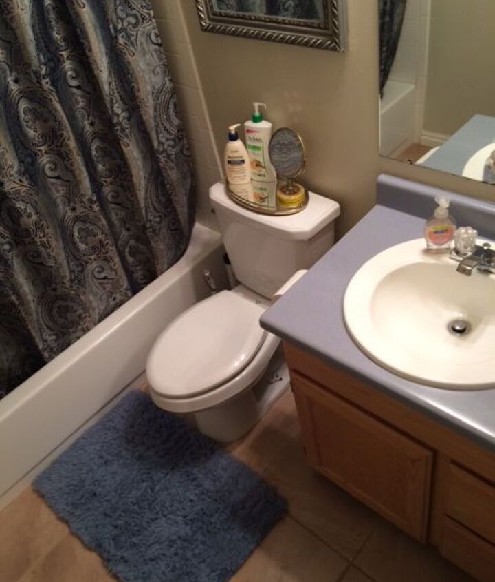 how to clean your bathroom in 7 minutes or less, bathroom ideas, cleaning tips, how to