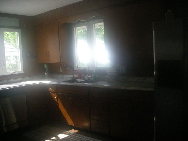 q color ideas for cabinets and panelling, kitchen cabinets, kitchen design, paint colors, painting, After