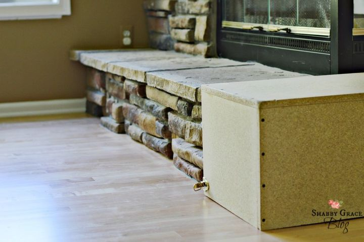 diy baby proof fireplace, bedroom ideas, fireplaces mantels, how to