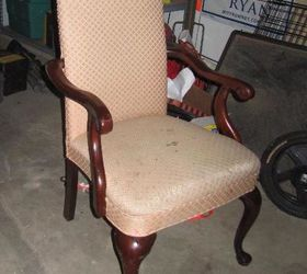 Incroyable Reupholstered Chairs, Painted Furniture, Repurposing Upcycling, Reupholster