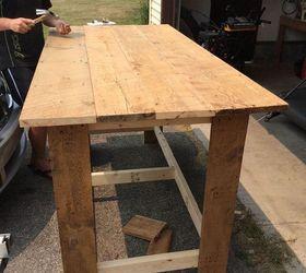 DIY Kitchen Island Hometalk