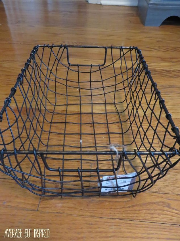 how to prevent wire baskets from scratching your furniture and floors, crafts, how to, organizing, storage ideas