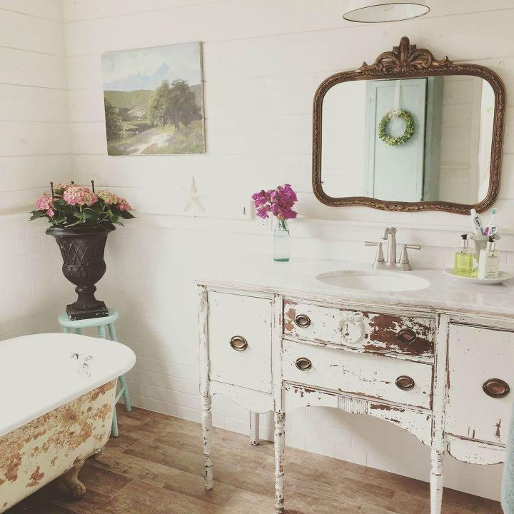 Rustic home decor hometalk - Home decorating ideas bathroom ...