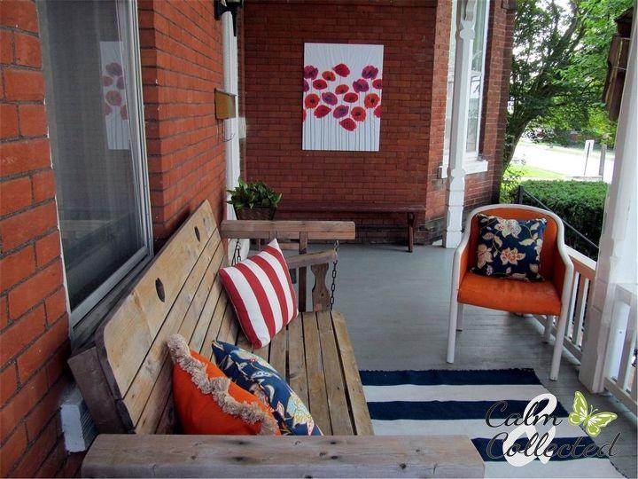 Outdoor Wall Art For Cheap Hometalk