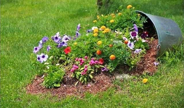 DIY Ideas to Use Broken Pots in Garden | Hometalk