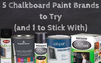 5 Chalkboard Brands to Try (and 1 to Stick With)