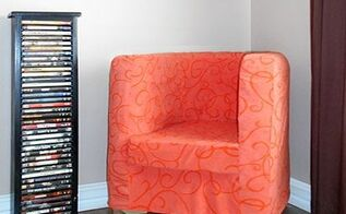 diy tub chair upholstered and with slipcover, diy, how to, painted furniture, reupholster