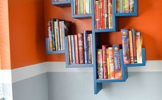 diy tree shelf, diy, shelving ideas, storage ideas, wall decor