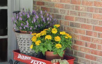 Procrastinator's Simple Tips for Summer Porch Decor