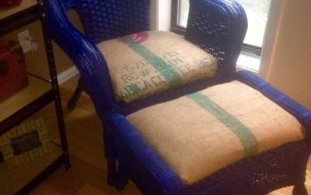 Simple $20 Chair Makeover!