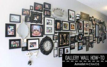 gallery wall how to, how to, wall decor