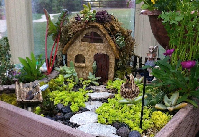 This real life fairy tale cottage is about to inspire your for Fairytale inspired home decor