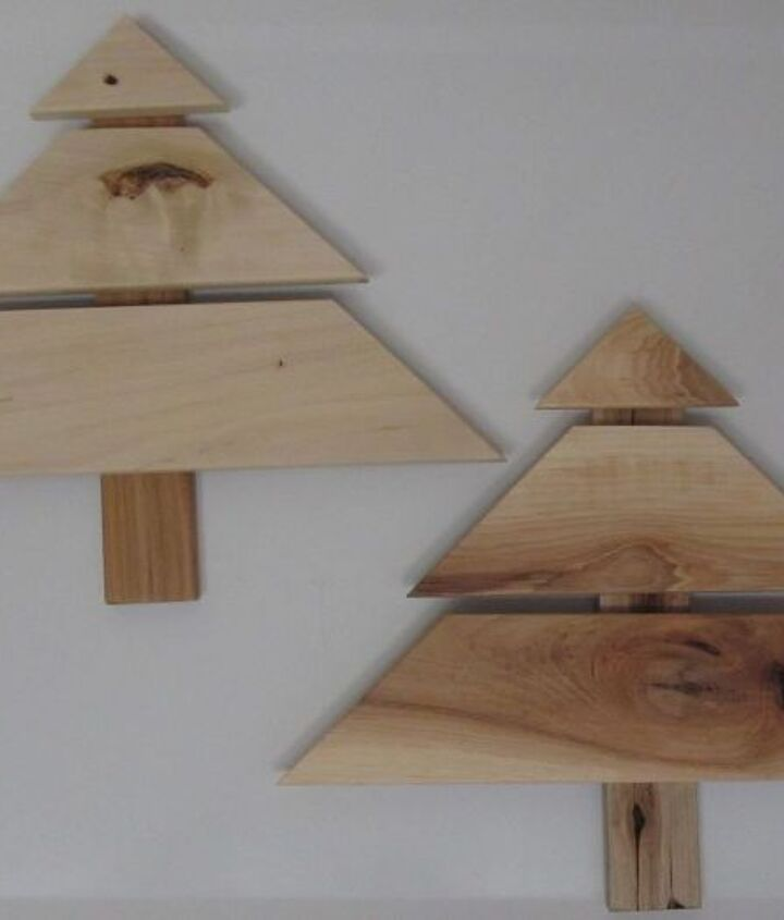 christmas tree art craft from ht pallets ready for designs, christmas decorations, crafts, pallet, repurposing upcycling, seasonal holiday decor, wall decor
