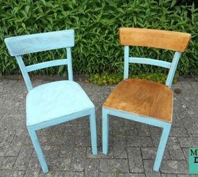 Beau Painted Wood Chairs, Painted Furniture, Repurposing Upcycling