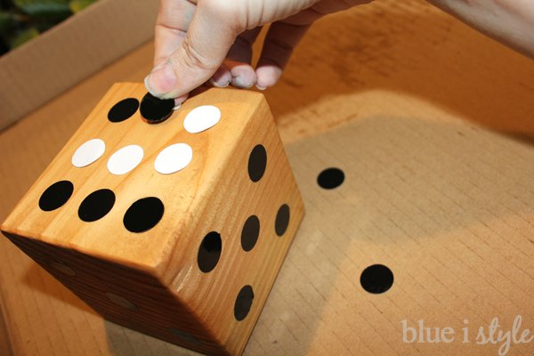 Summer Fun With Diy Wooden Yard Dice How To Outdoor Living Woodworking Projects