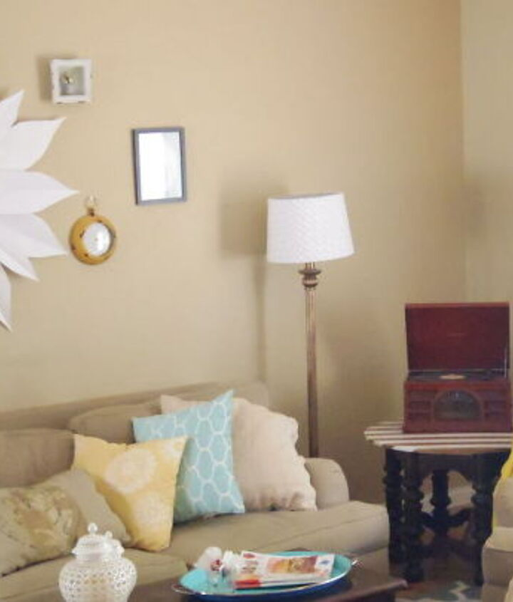 diy sunburst mirror, home decor, how to, wall decor