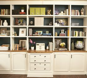 Merveilleux Diy Office Built Ins, Diy, Home Office, How To, Shelving Ideas,