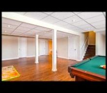 finished basement by guy solomon 483 wettlaufer terrace milton on, basement ideas