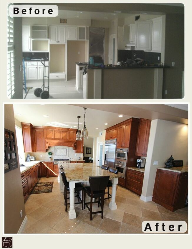 Dove Canyon Kitchen Remodel With Custom Hood Hometalk Delectable Canyon Kitchen Cabinets