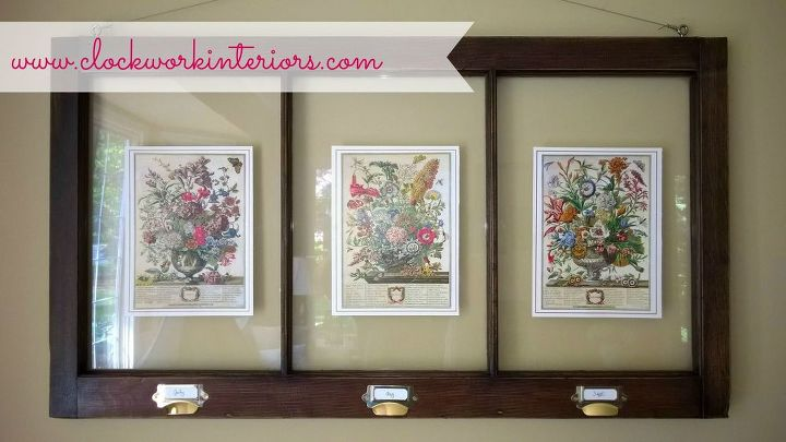 Decorating with Old Windows - Quick and Easy Wall Decor | Hometalk