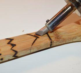 Diy Wood Burned Kitchen Utensils, Crafts, How To, Kitchen Design
