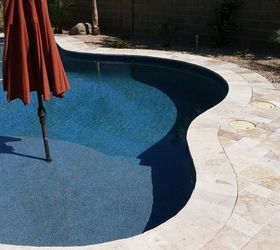 Pool Coping And Deck Pavers.