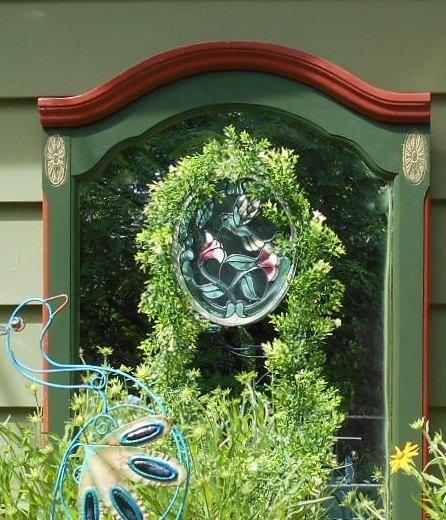 An Enchanting Idea For Your Bare Garden Walls Hometalk