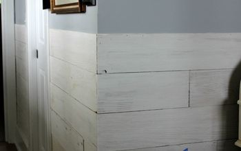 Farmhouse Plank Wall