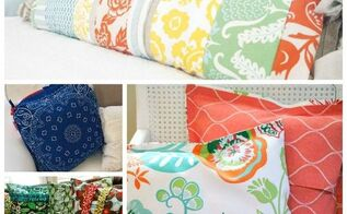 14 diy pillow cover tutorials, crafts, how to, reupholster