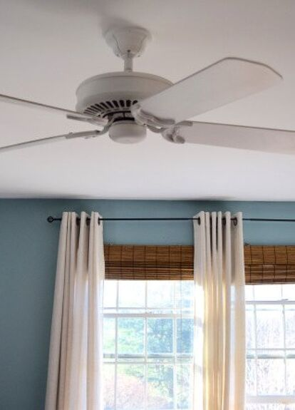 update ceiling fan cheap updating ceiling fan with spray paint lighting painting updating ceiling fan with spray paint hometalk