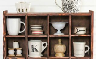 diy cubby organizer pottery barn inspired, organizing, painted furniture, repurposing upcycling, storage ideas
