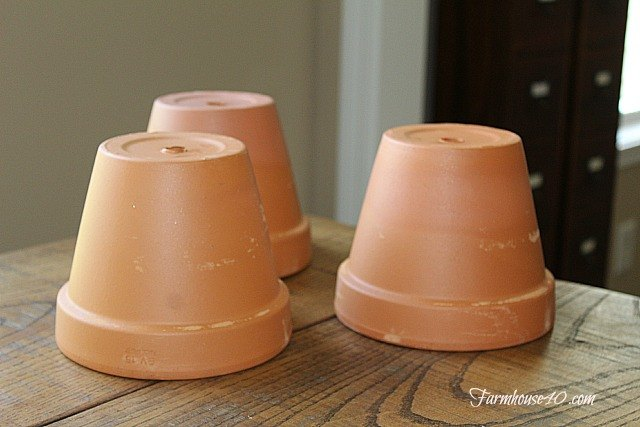 how to distress pottery, container gardening, crafts, gardening, how to