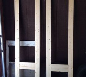 Dress Up The Mess Sliding Doors To Laundry Room, Diy, Doors, How To