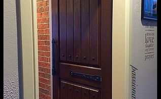 barn door for kitchen entry, doors, repurposing upcycling
