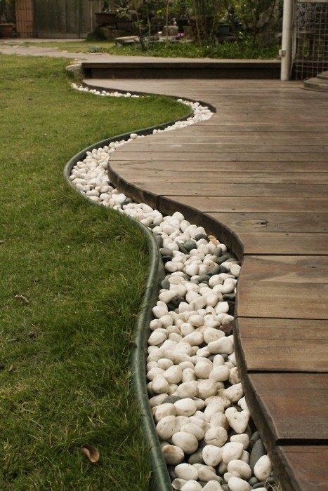 9 amazing garden edge ideas from wildly creative people concrete masonry container gardening - Garden Ideas Edging