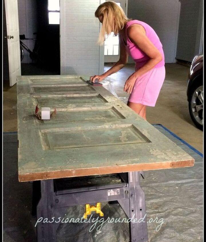 diy barn door, doors, repurposing upcycling