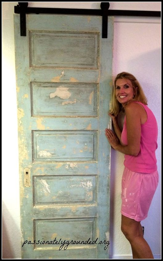 diy barn door, doors, repurposing upcycling