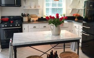kitchen renovation reveal, kitchen cabinets, kitchen design, shelving ideas
