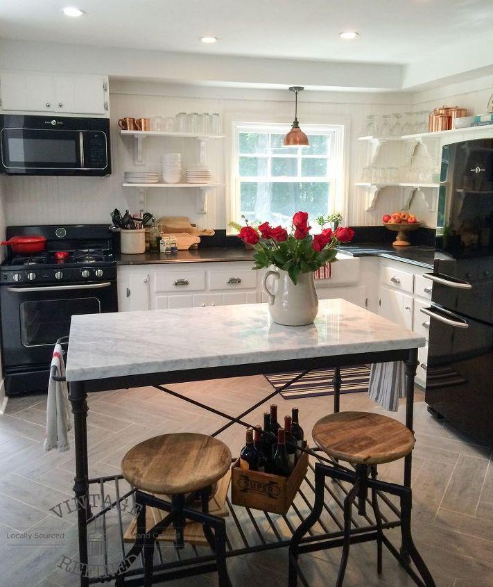 Kitchen Cabinets Renovation: Kitchen Renovation Reveal