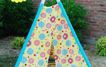 make a play tent, entertainment rec rooms
